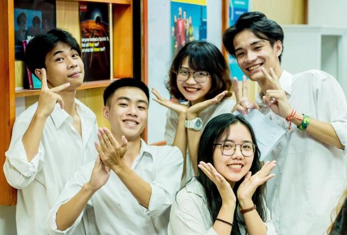 Sinh viên Đại học Công nghệ Swinburne Việt Nam tham dự khóa học công dân toàn cầu vào cuối tháng 6. Ảnh: Little Australia