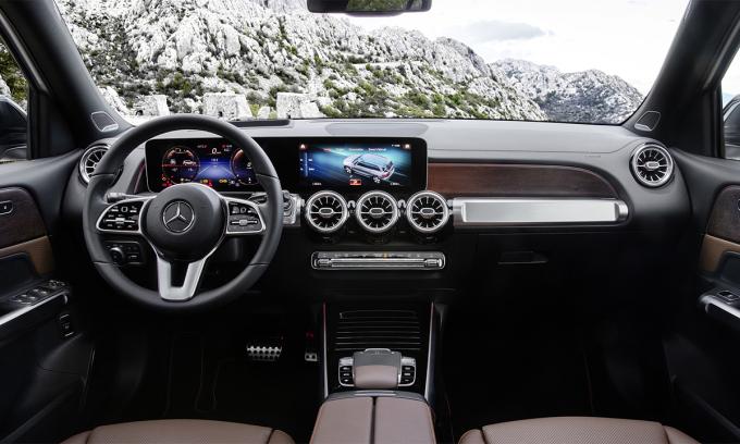 Mercedes GLB giá từ 91.500 USD, ra mắt Đông Nam Á - 2