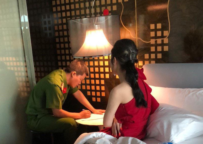 Bộ Công an bắt đường dây bán dâm chục nghìn USD ở Sài Gòn