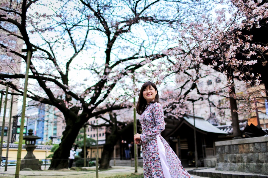 Nữ kỹ sư công nghệ 9X chinh phục khách hàng Nhật Bản