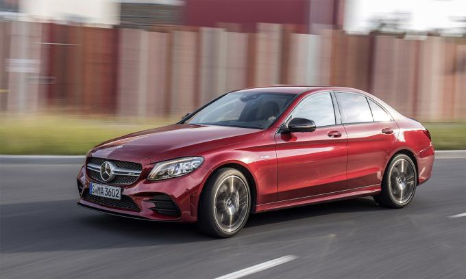 Mercedes C-class sedan sẽ dừng sản xuất tại Mỹ và Mexico. Ảnh: Mercedes