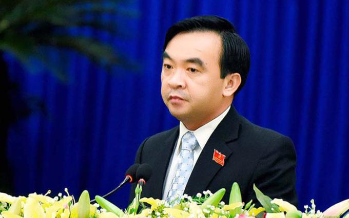 Ông Đặng Phan Chung, Phó chủ tịch thường trực HĐND tỉnh Gia Lai. Ảnh: Báo Gia Lai
