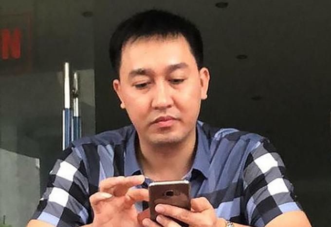 Bị can Phạm Văn Hiệp lúc chưa bị khởi tố. Ảnh: Công an cung cấp.