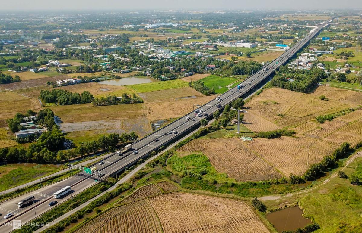 Hiện trạng cao tốc Trung Lương sau 10 năm hoạt động
