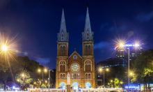 Nhà thờ ở Sài Gòn ngưng tổ chức thánh lễ