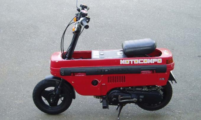 Honda có thể tái sinh xe máy valy