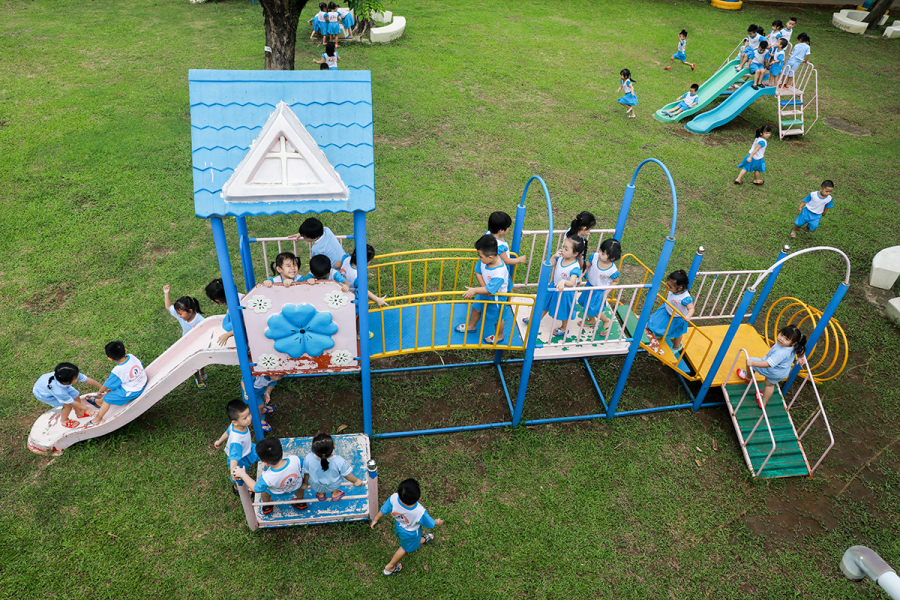 Trường mầm non tại TP Biên Hòa ngừng hoạt động