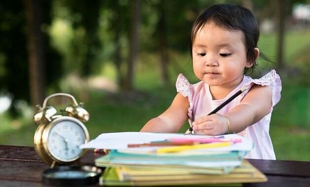 Sáu cách giúp trẻ viết chữ đẹp hơn