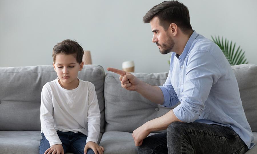 Làm gì khi trẻ nói hỗn?