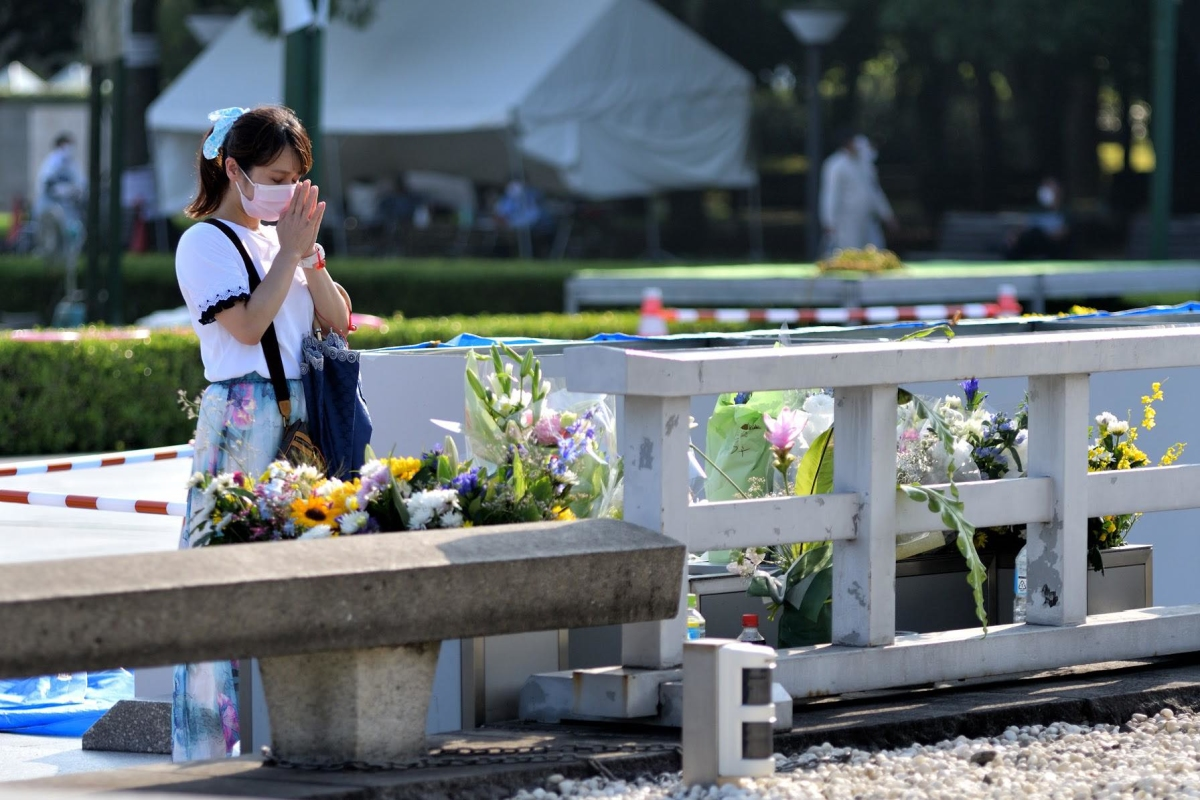 Nhật tưởng niệm 75 năm thảm kịch bom nguyên tử