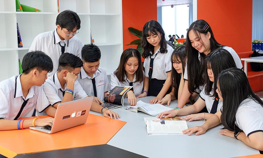 Trường THPT FPT Cần Thơ tuyển sinh 300 học sinh lớp 10