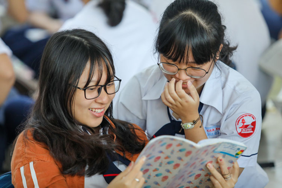 Phân bố thời gian thế nào để làm tốt môn Văn