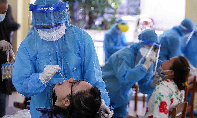Thêm 29 ca nhiễm nCoV