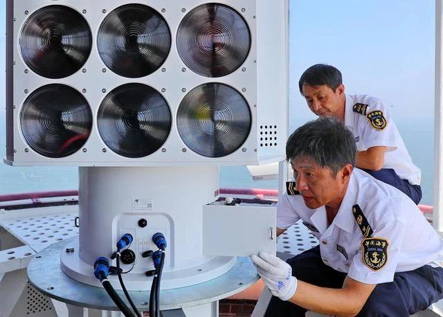 Trung Quốc lắp hệ thống định vị trên đèn hải đăng