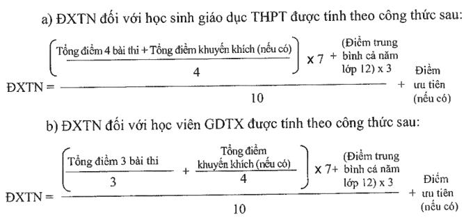 Công bố đáp án thi tốt nghiệp THPT - 2