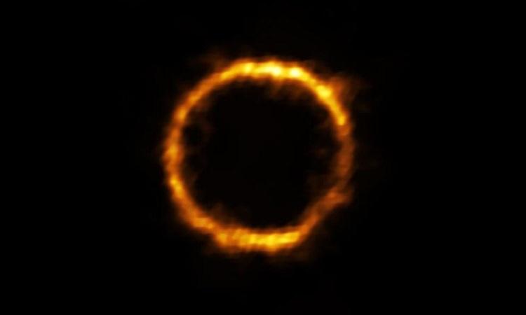 Thiên hà giống dải Ngân Hà ở cách 12 tỷ năm ánh sáng