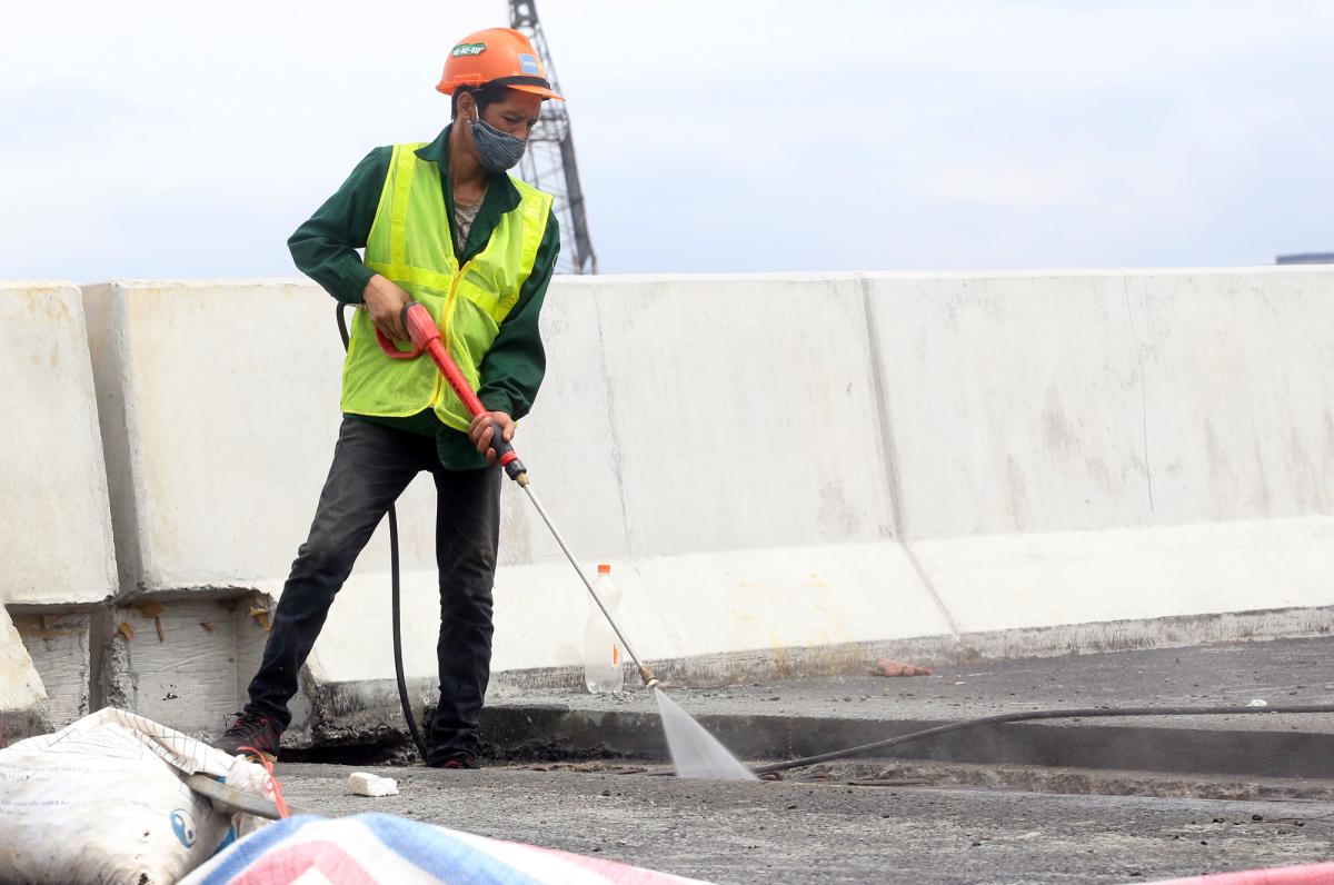 Cầu cạn hơn 5.000 tỷ đồng ở Hà Nội