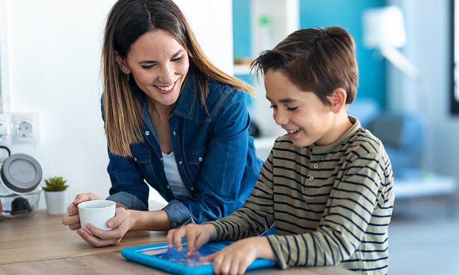 Năm cách giúp con học ngoại ngữ mới nhanh hơn