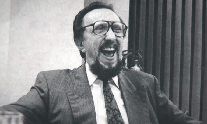 Stefan Mandel tại Australia vào những năm 1980. Ảnh: PE.