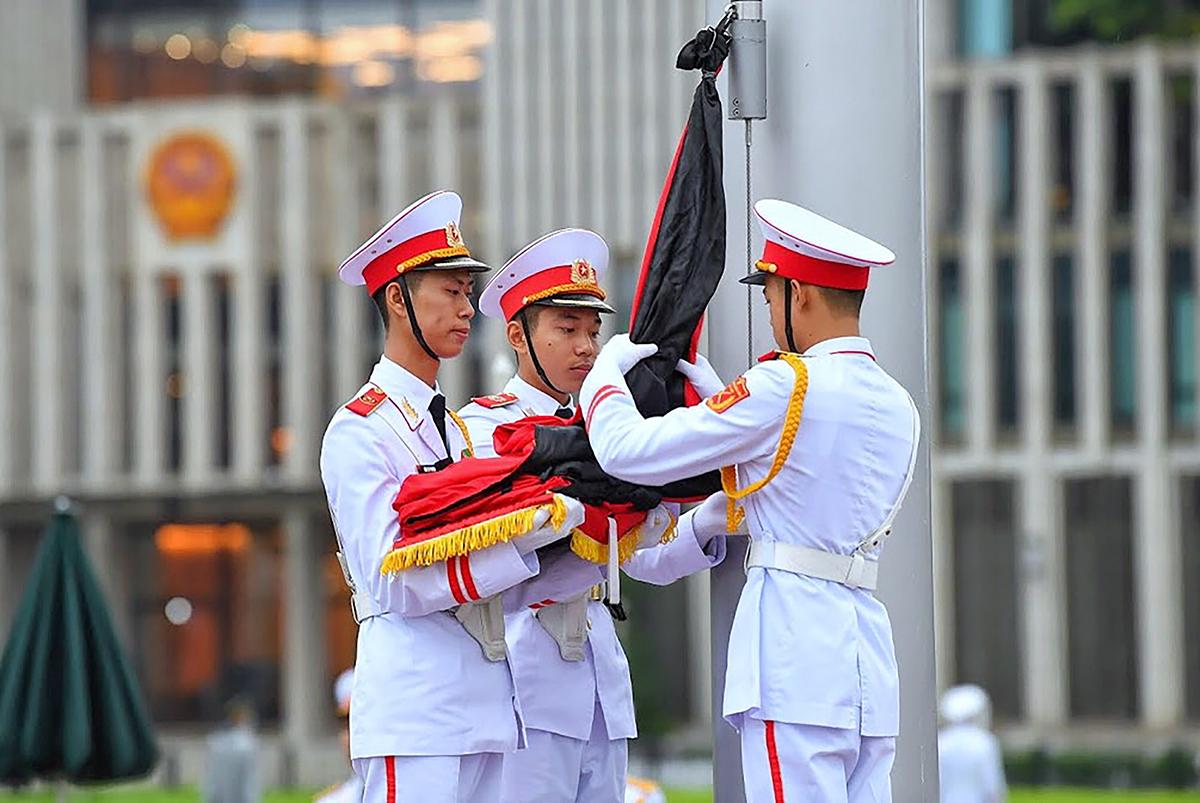 Lãnh đạo Đảng, Nhà nước viếng nguyên Tổng bí thư Lê Khả Phiêu
