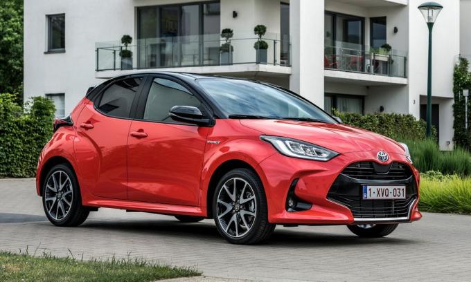 Yaris thế hệ mới thay đổi thiết kế, nâng cấp công nghệ và tăng giá hơn 50% ở Australia. Ảnh: Toyota