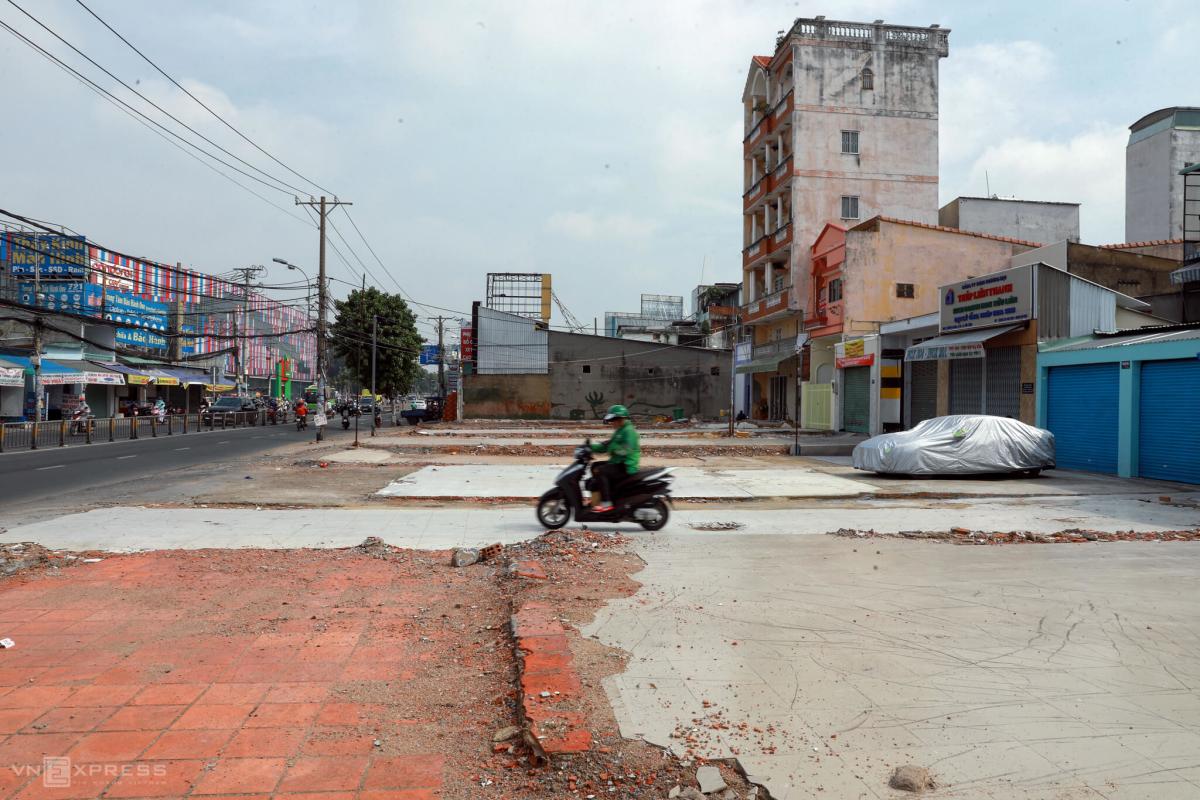 Người Sài Gòn giao mặt bằng cho tuyến Metro Số 2