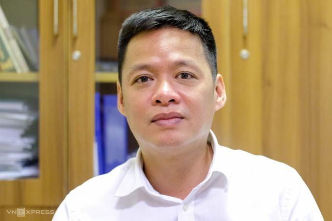 Ông Nguyễn Tư Long, Phó vụ trưởng Công chức, Viên chức (Bộ Nội vụ). Ảnh: Hoàng Thuỳ.
