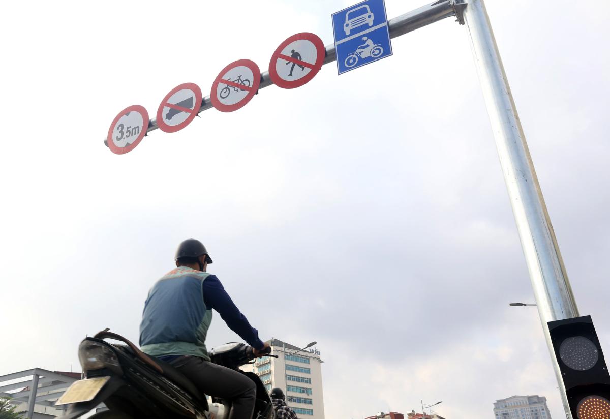 Hà Nội thông xe cầu vượt hơn 500 tỷ đồng