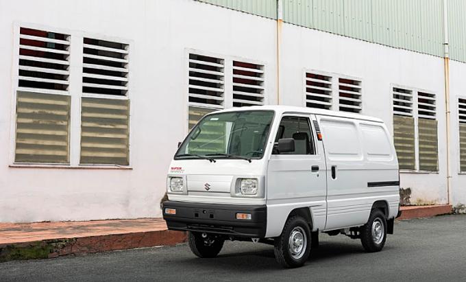 Lựa chọn các dòng xe Suzuki với chi phí đầu tư thấp, sự bền bỉ và khả năng hoàn vốn cao được cho là quyết định phù hợp trong thời dịch. Ảnh: Suzuki.