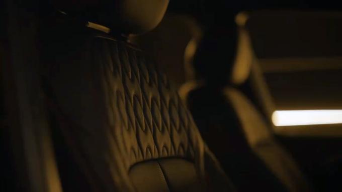 Tựa lưng ghế bọc da.