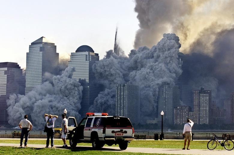 Nước Mỹ tang thương trong ngày khủng bố 11/9