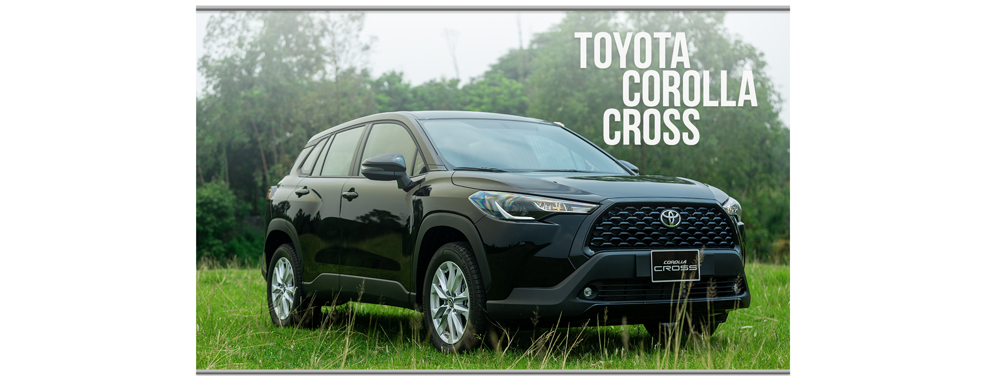 Anh1 8713 1599817011 Toyota Corolla Cross bản tiêu chuẩn có gì trong tầm giá 720 triệu