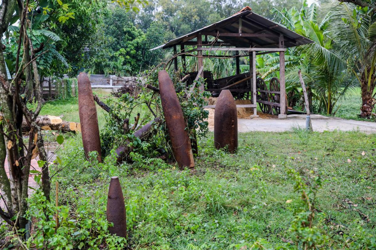 Căn hầm bí mật trong nhà của Biệt động Sài Gòn