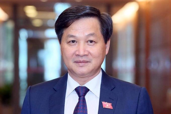 Tổng thanh tra Chính phủ Lê Minh Khái. Ảnh: Hoàng Phong