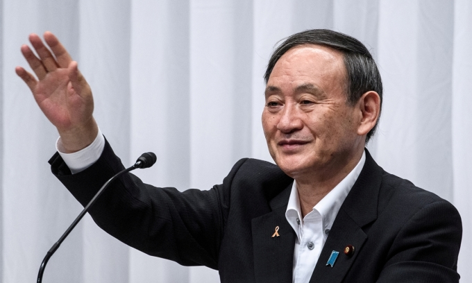 Yoshihide Suga - from a farmer to the future prime minister of Japan