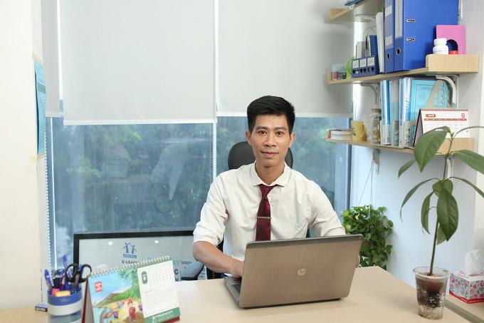 hầy Phạm Thắng, giáo viên môn Hóa tại Hệ thống Giáo dục Hocmai