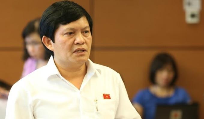 Đại biểu Phạm Phú Quốc. Ảnh: Hoàng Phong