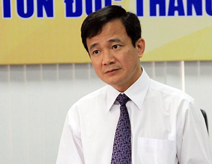 Hiệu trưởng Đại học Tôn Đức Thắng bị cách tất cả chức vụ Đảng
