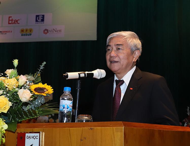 Ông Nguyễn Quân tái đắc cử Chủ tịch Hội Tự động hóa Việt Nam