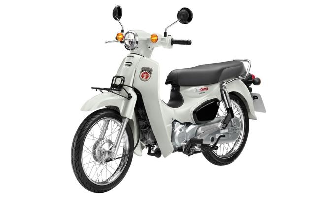 Super Cub 110 thế hệ mới ra mắt tại Thái Lan. Ảnh: Honda