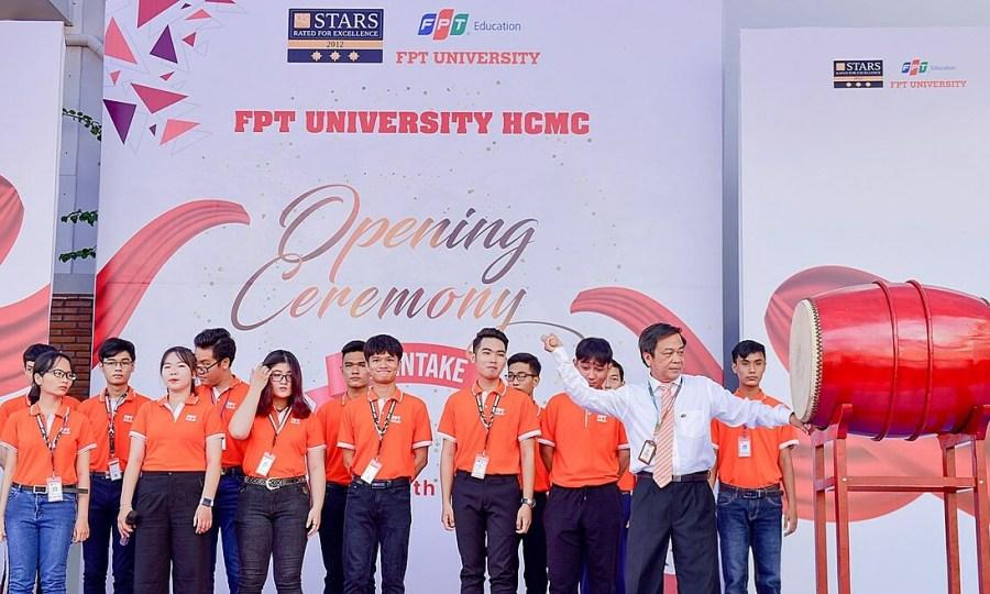 Đại học FPT khai giảng năm học 2020 - 2021
