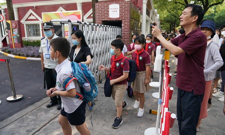Trung Quốc kêu gọi bảo vệ học sinh trước các vụ tấn công