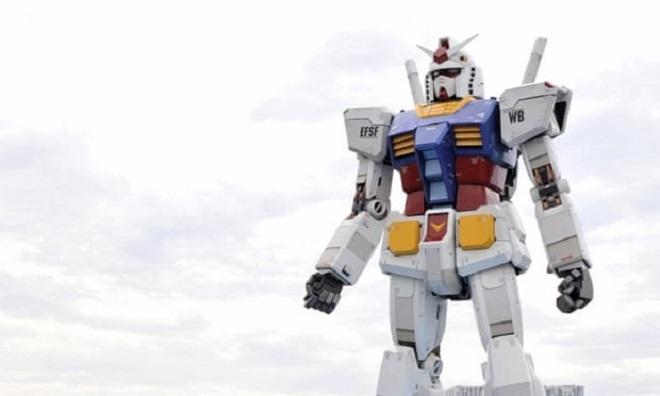Nhật Bản thử nghiệm robot 24 tấn