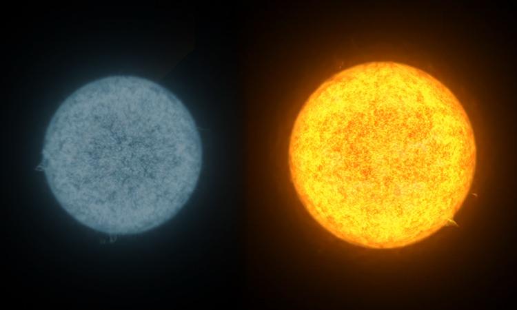 Phát hiện 70 ngôi sao biến quang