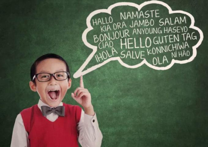 Làm thế nào nuôi dạy trẻ song ngữ? - Ảnh 1.