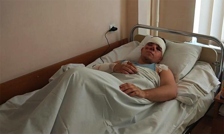 Người sống sót duy nhất kể về vụ rơi vận tải cơ Ukraine