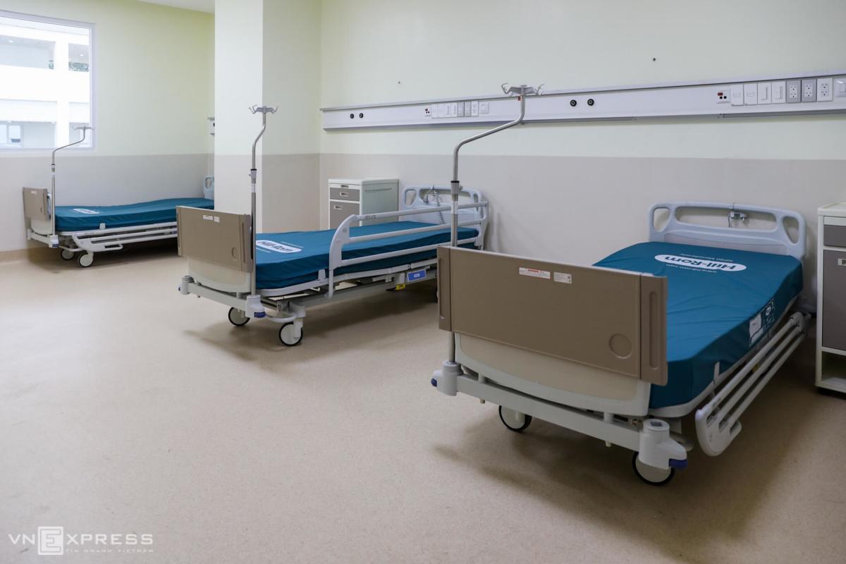 Bệnh viện ung thư hiện đại nhất miền Nam sắp hoạt động