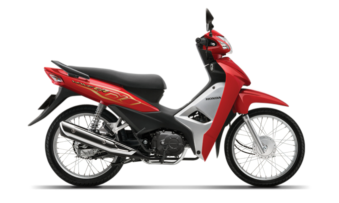 Wave Alpha phiên bản mới bán ra từ 10/10. Ảnh: Honda