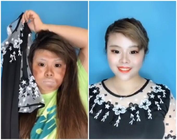 Những cô gái cú hóa công nhờ trang điểm - 8
