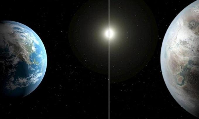 Các nhà nghiên cứu cho rằng hành tinh siêu phù hợp với sự sống cần lớn hơn một chút so với Trái Đất. Ảnh: India Today.